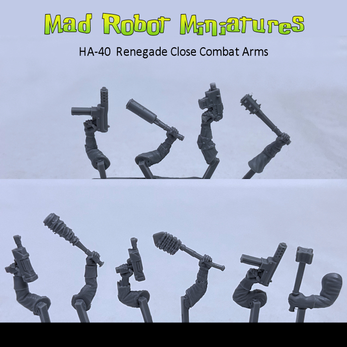 Renegade Close Combat Arms