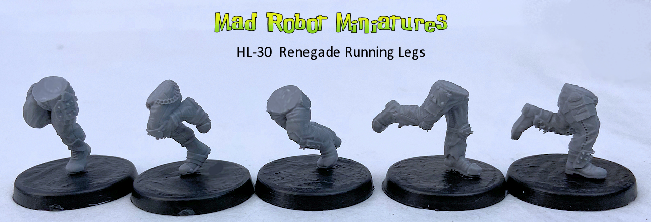 Renegade Running Legs