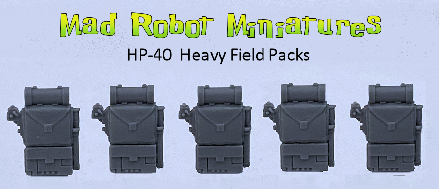 Heavy Field Packs